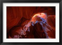 Framed Upper Antelope Canyon I