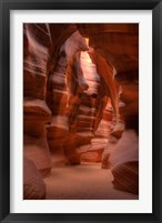 Framed Upper Antelope Canyon II