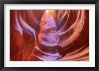 Framed Antelope Canyon, Navajo Tribal Park III