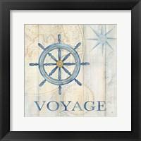Sail Away IV Framed Print
