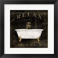 Framed Cassic Relax