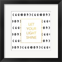 Framed Light Shine (Square)