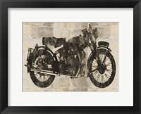 Framed Bike 8