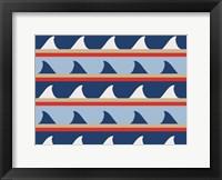 Framed Shark 2