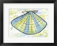 Framed Underwater Shell 3