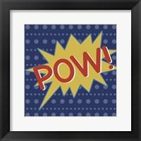 Framed Pow