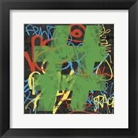Framed Graffiti