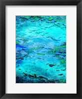 Framed Abstract Waves