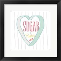 Framed Sugar