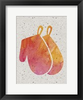 Framed Kitchen Watercolor Brights 6