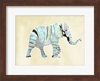 Framed Elephant Multi