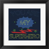 Framed My Hero
