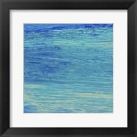 Framed Ocean Waves