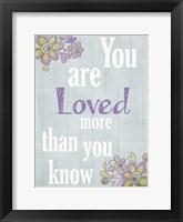 Framed Loved