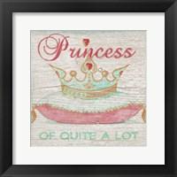 Framed Princess 2
