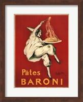 Framed Pates Baroni, 1921