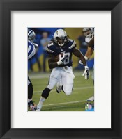 Framed Melvin Gordon 2015 Action
