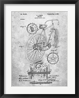 Framed Bicycle A