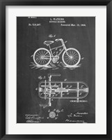 Framed Bicycle E