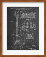 Framed Guitar