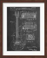 Framed Guitar