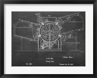 Framed Printing Press