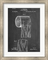 Framed Sanitary Paper