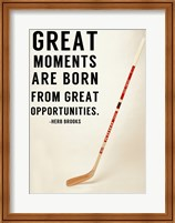 Framed Great Moments
