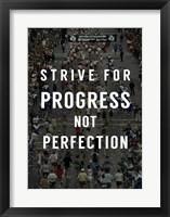 Framed Strive for Progress