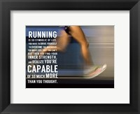 Framed Running