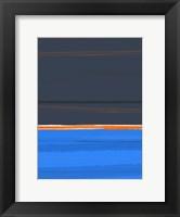 Framed Stripe Orange