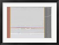 Clear Sky 1 Framed Print
