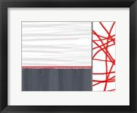 Framed Organized Chaos 1