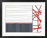 Organized Chaos 1 Framed Print