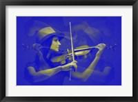 Framed Violinist