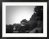 Framed Tokyo Imperial Palace