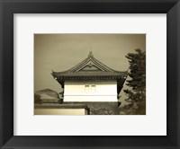 Framed Old Tokyo