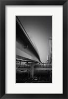 Framed Tokyo Overpass