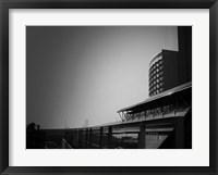 Framed Tokyo Metro Station