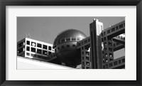 Framed Fuji Television Building