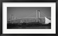Framed Tokyo Rainbow Bridge