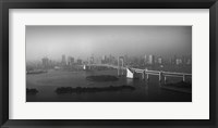 Framed Grand View Of Tokyo