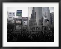 Framed Tokyo Intersection 1