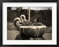 Framed Nikko Fountain