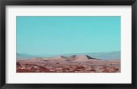 Framed Death Valley Dunes 2