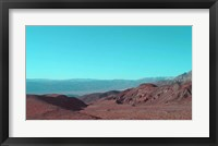 Framed Death Valley View 3