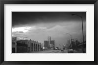 Framed GM Detroit