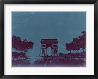 Framed Arc De Triumph