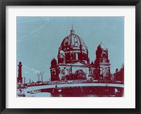 Framed Berlin Cathedral