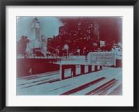 Framed Downtown LA